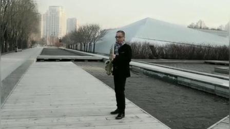 【教父主题曲】哈尔滨腾先生 萨尔特中音萨克斯 SP6300 青铜款
