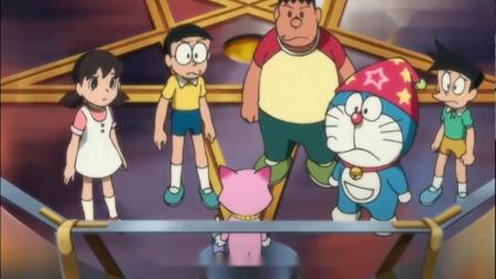 哆啦A梦:大雄很会安慰人呢,是个温暖的人,怪不有很多朋友!.mp4