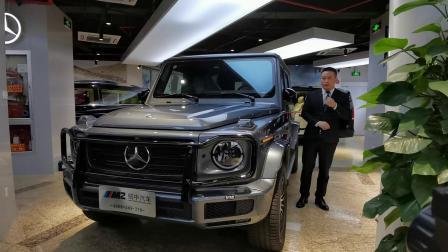 比4S便宜30万全国正常落户的平行进口车奔驰G500来了