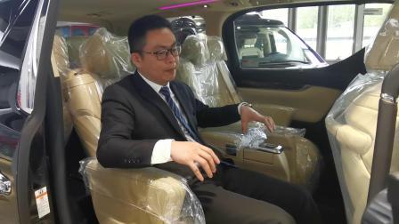 2020款丰田埃尔法为何大幅涨价14000,钱花哪去了,现车告诉你
