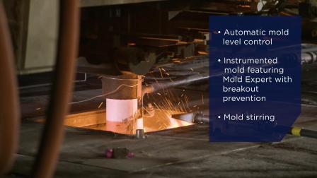 汽车用钢的钢材生产-特种钢坯连铸机-EN.mp4