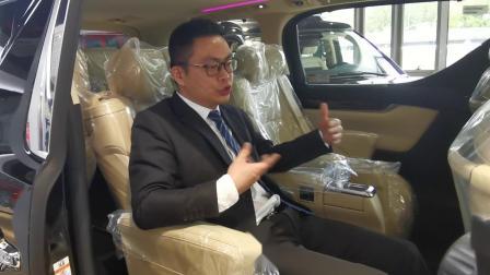 超级保姆车2020款丰田埃尔法为何大家愿意加价买,好在哪里?