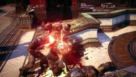 【游民星空】《战争机器5》新模式Gridiron预告片