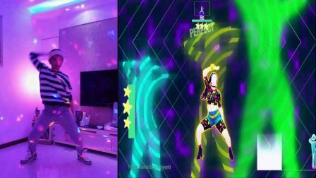 【舞力全开2019】Just Dance 2019 Ultraclub 90 - Rhythm Of The Night.mp4