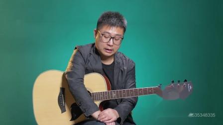 李玉刚《清明上河图》吉他弹唱教学G调入门版 高音教 猴哥吉他教学
