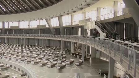 中援助塞尔维亚建方舱医院,塞军荷枪实弹守卫:一切听中国专家的.mp4