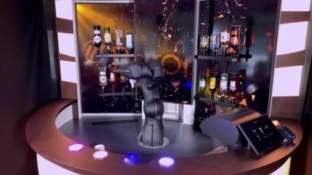 F&P 孚朋机器人 | 调酒机器人Barney疫情冲击下酒店业助力