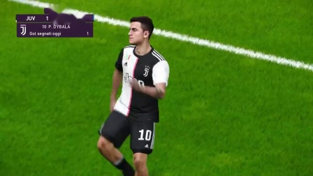 PES2020 MOD Preview New juventus Goal Song Blur-Song 2