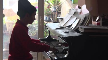 沈文裕演奏贝多芬《英雄》变奏曲 变奏4