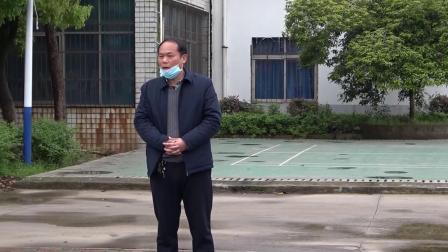 高安三中防控演练纪实