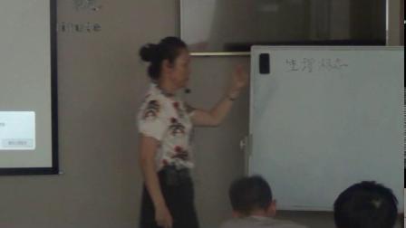 李松芝腹针培训课堂教学