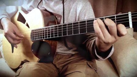 难以超越的经典,吉他弹唱 一生所爱