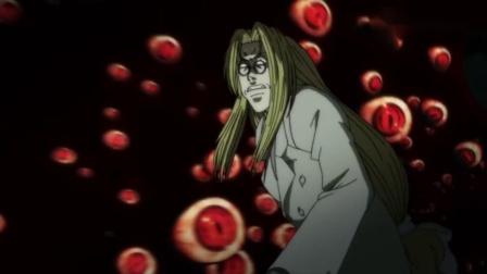 年轻的吸血鬼终于看清男主的真面目,这根本是怪物啊!差点被吓哭.mp4