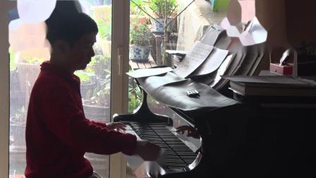 沈文裕演奏贝多芬《英雄》变奏曲 变奏15