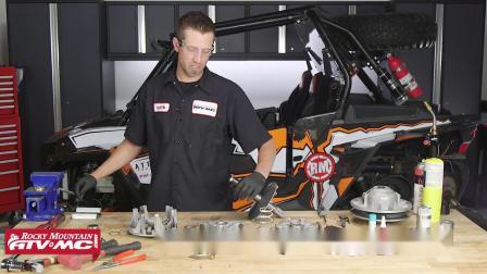 How To Rebuild A Polaris UTV CVT Clutch
