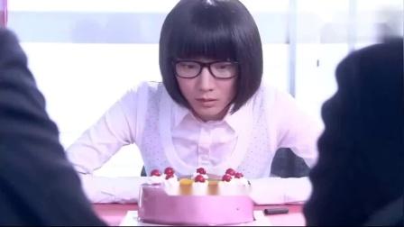 杜拉拉:去面试助理职位,总经理竟端上一蛋糕,这个考核真奇葩!.mp4