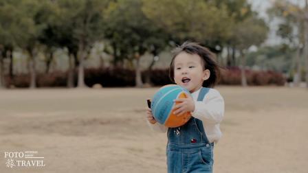 语初两周岁快乐「January 9th」亲子视频 | FOTOTRAVEL旅也婚礼电影
