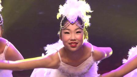 林州市星光舞蹈培训中心2019年少儿春晚《向天歌》