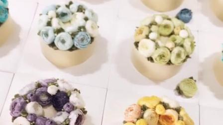 杭州哪里有培训做蛋糕的 杭州酷德生日蛋糕培训学校 杭州艺术蛋糕培训