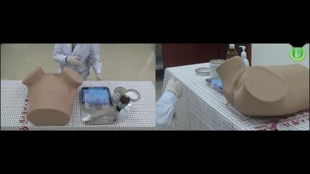 【妇科检查-错误视频】妇科检查