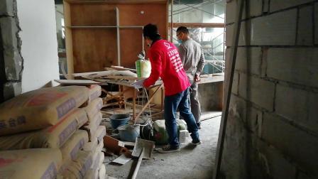 贴瓷砖培训学,校广州瓦工培训校