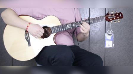 张雷《四月天》,Cover 曹思义,乌托邦吉他水母指弹