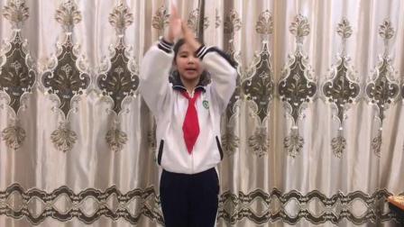 惠州市童艺艺术培训中心 李祉谊 《防控疫情顺口溜》