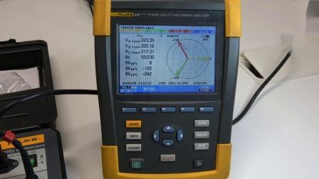 福禄克435II-6 其他功能(能耗计算、逆变器效率、监测、闪变、功率波)