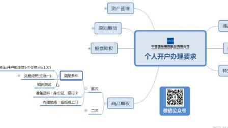 商品期权-个人办理流程