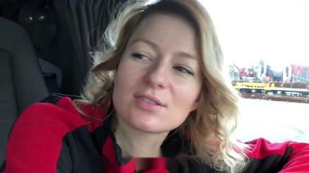 美女卡车司机 Trucking Girl 懒惰的工作一天[中文字幕]