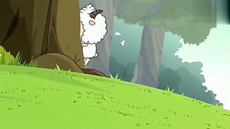 喜洋洋和沸羊羊吃了金色蘑菇,害得懒羊羊被冤枉.mp4