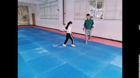 4月10日二年级体育与健康《自制绳梯训练》