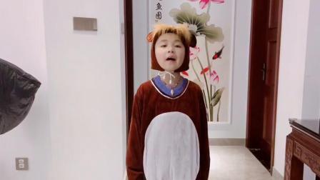 95 亿星口才 皮梓乔+男+8岁+故事表演《彩虹蛋糕》