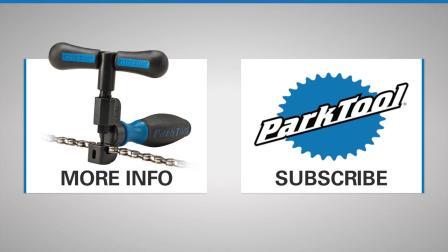 Park Tool - CT-4.3 专业级打链器含顶针定位工具