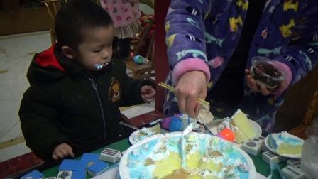 我的生日蛋糕 虢俊玮