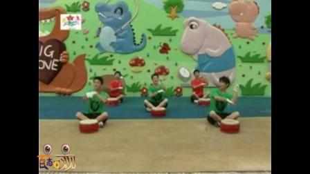 幼儿园舞蹈教学舞蹈教材舞蹈表演系列之蜗牛与黄鹂鸟
