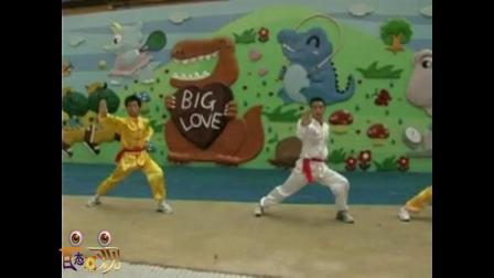 幼儿园舞蹈教学舞蹈教材舞蹈表演系列之幼儿武术