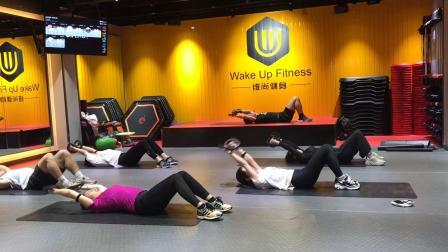 WakeUp健身