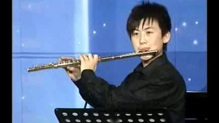 中央音乐学院长笛业余考级教程吹奏示范第九级
