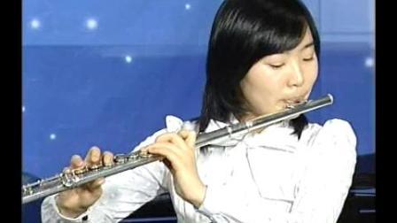 中央音乐学院长笛业余考级教程吹奏示范第七级