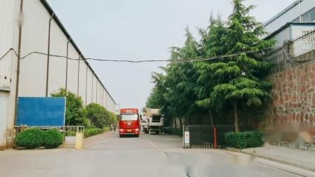 郑州一帆移动反击破碎站助力河北建筑垃圾资源化处理项目