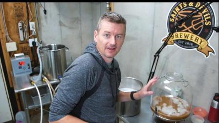 圆底发酵桶用户体验全程演示