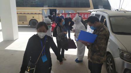 热烈欢迎第十批河北省援疆干部进住二师铁门关市
