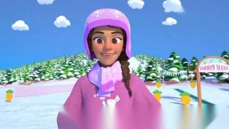 幼儿英语 启蒙儿歌《Ski Song》去滑雪吧 幼儿园小朋友户外运动 - Cocomelon 我爱我的幼儿园 JJ和他的朋友们高清播单视频在线观看.mp4