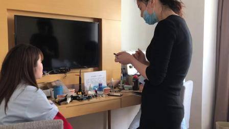 美牙培训-北京春甜美牙培训学校:6d纳米浮雕美牙课程2