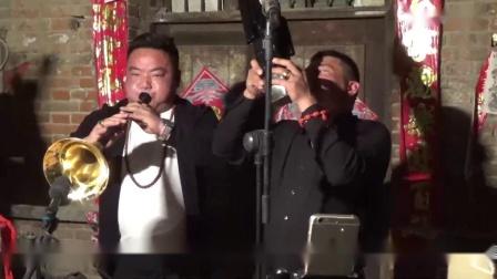 河南南阳数一数二的高手演奏《大起板》这样的音色,太地道了!_超清
