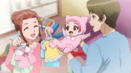 魔法指环少女第二季 第8集 T台上绽放的梦想