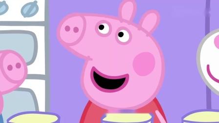 小猪佩奇佩奇你长点心猪妈都被困住了你却给她讲童话故事mp4