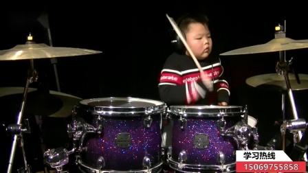 孙嘉骏  铃儿响叮当  乐和田·超级鼓手打击乐俱乐部