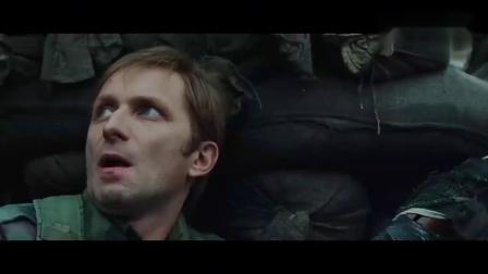 影视《海军陆战队员3》陆战队员的单兵作战能力太强了